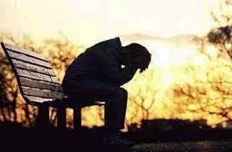 homem triste